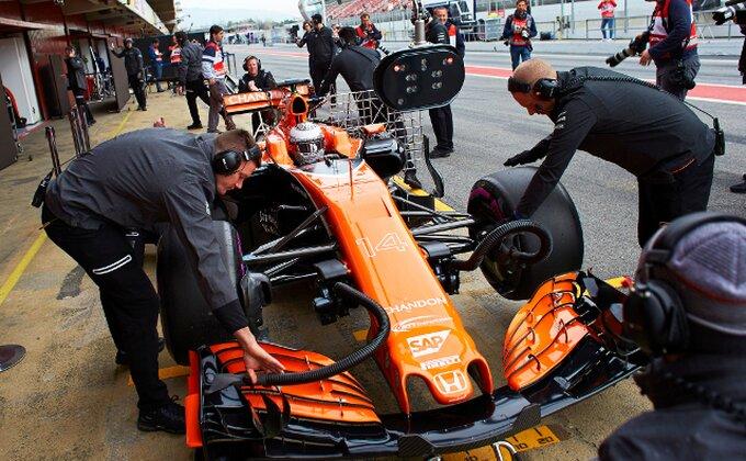 Alonso propušta Monako, voziće u Indijanopolisu