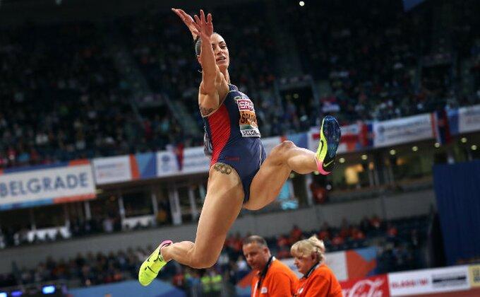 Ivana najboljim skokom sezone slavila u Diseldorfu