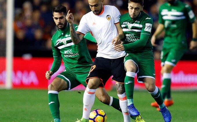 Nova pobeda Valensije, Betis slavio u Malagi
