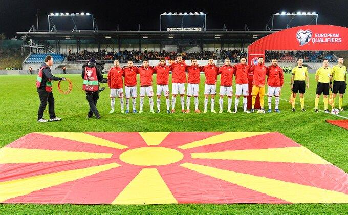 Ima samo 16 godina, a već je zaigrao za reprezentaciju Makedonije!