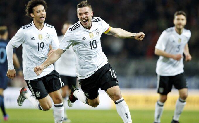 Transfer i priča dana - Lukas Podolski!