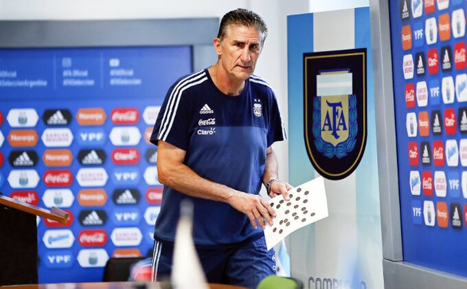 Bauza platio ceh - Argentina smenila selektora!