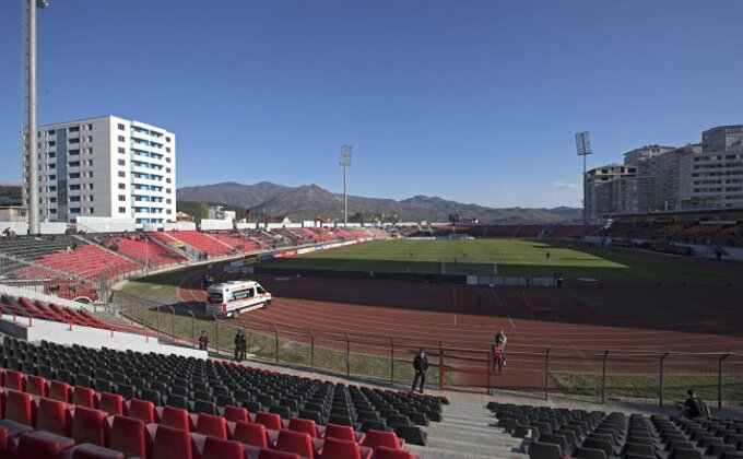 U kakvoj atmosferi će igrati Partizan, koliko je karata Skenderbeg prodao?