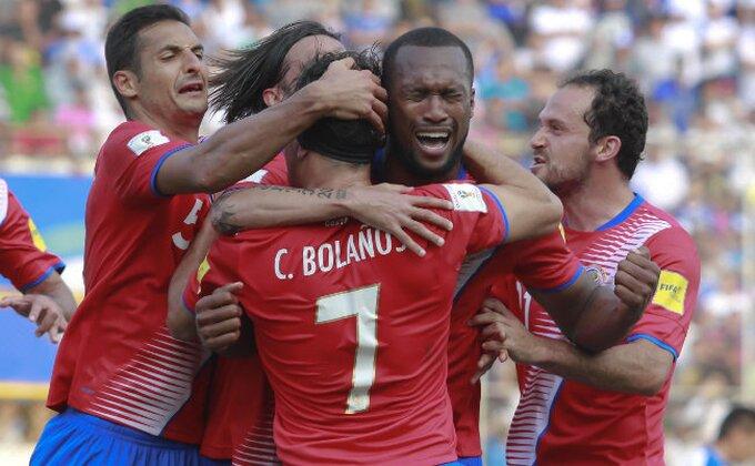 """Kostarika na """"Orlove"""" u bojama srpske zastave!"""