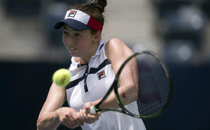 Šteta, Nina bez polufinala WTA turnira