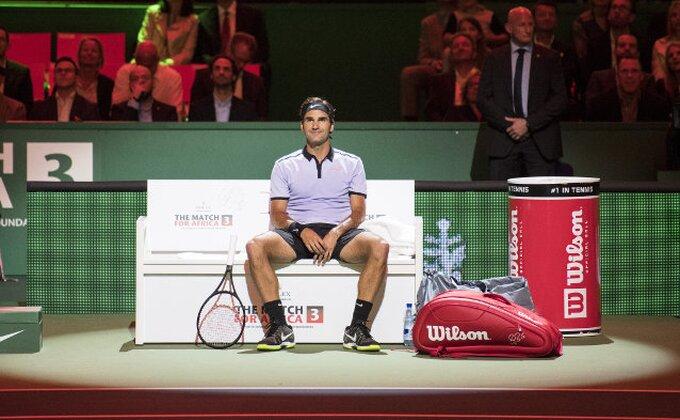 Federer izrazio želju da igra na Rolan Garosu