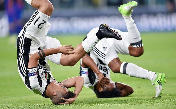 Doktorski rad Juventusa protiv Barselone!