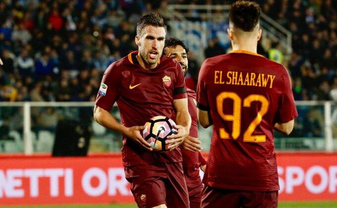 Romi odbijena žalba, Strotman ne igra protiv Milana i Juventusa