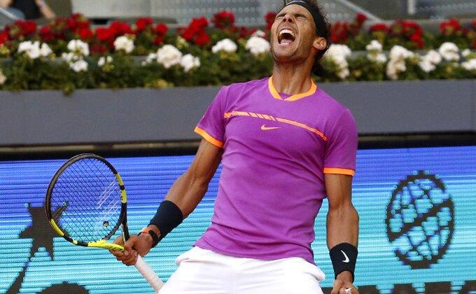 Madrid - Nadal poslednji četvrtfinalista