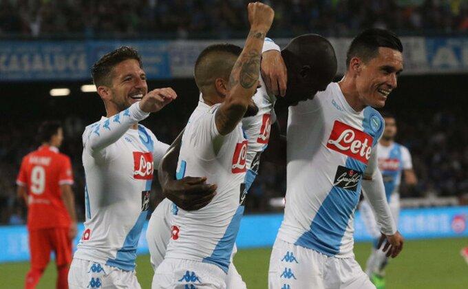 Pripreme - Marsej bolji od Fenera, Napoli brojao do sedam