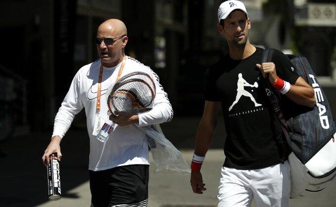 "Agasi: ""Mogu da pomognem Novaku da bude bolji nego ikad"""