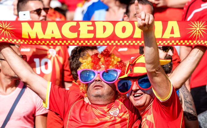 Makedonija pobedila Norvešku
