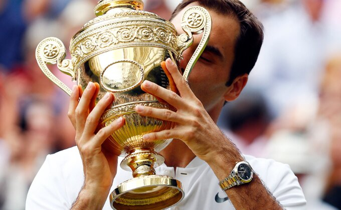"""Federer: """"Magično!"""""""