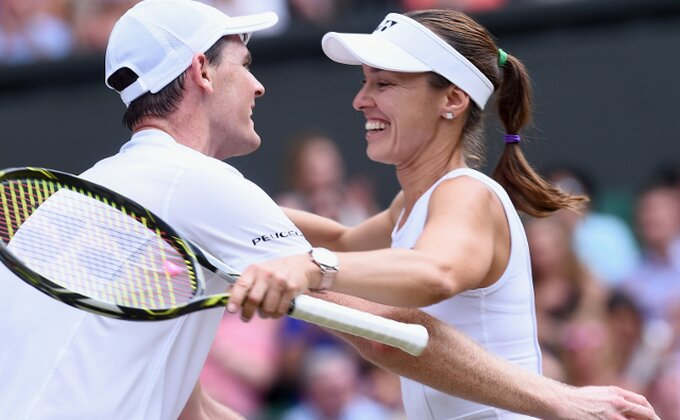 Martina Hingis osvojila 25. grend slem titulu na US openu