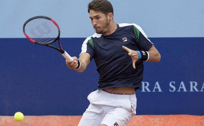 Lajović eliminisan sa turnira u Moskvi