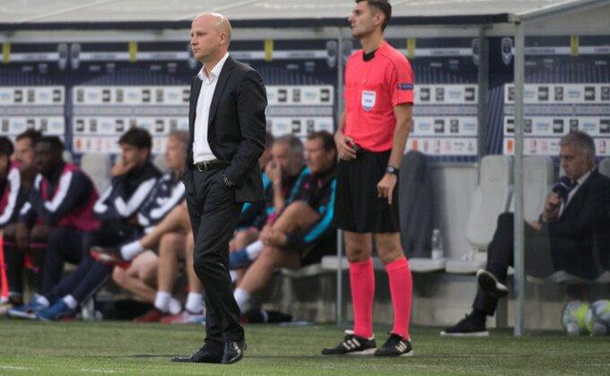 """Nikolić: """"Pravili smo greške kao da imamo 13 godina, čestitam Partizanu"""""""
