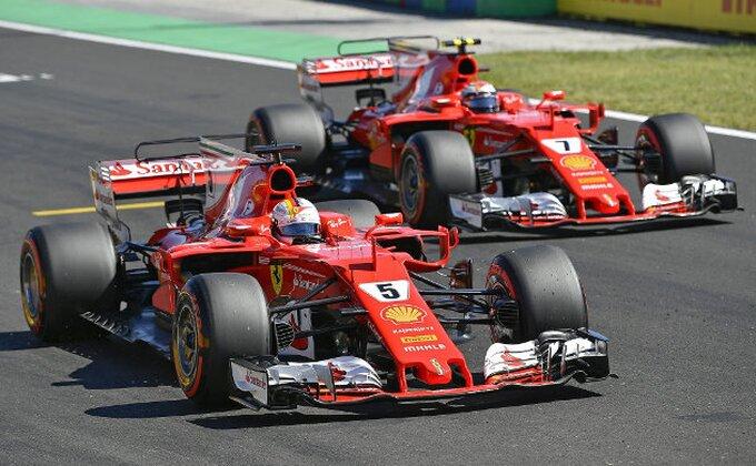 F1 - Fetel kasno ''upalio'', Masa izazvao buru emocija!