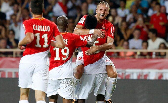 Liga kup - Pobeda u derbiju, Monako u polufinalu