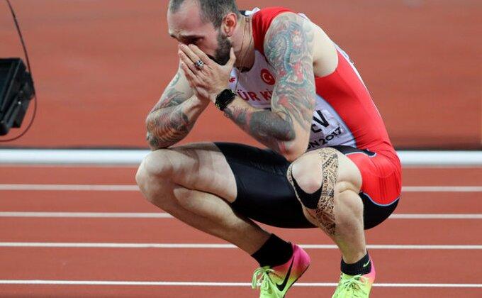 SP: Veliko iznenađenje, Gulijev trijumfovao u trci na 200 metara