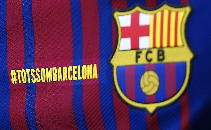 Barselona menja grb, promene minimalne