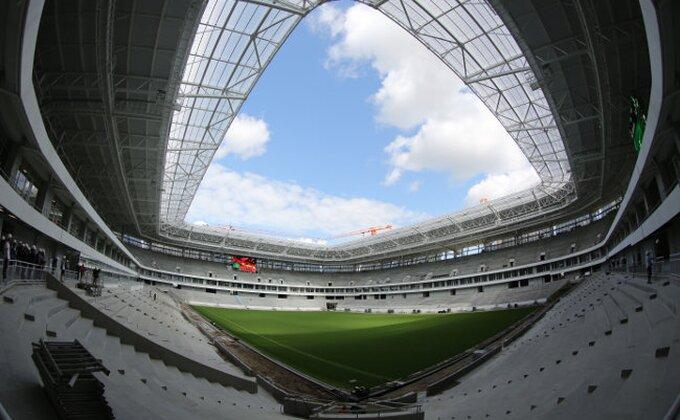 Samara, Kalinjingrad i Moskva - Predstavljamo stadione na kojima će igrati Srbija!