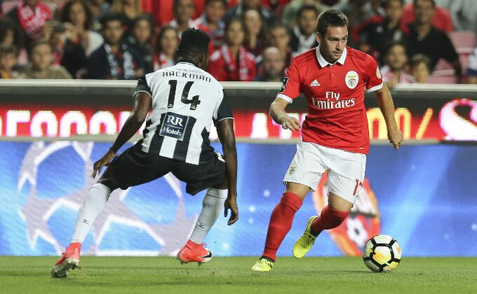 Benfika sa Srbima slomila protivnika u drugom poluvremenu