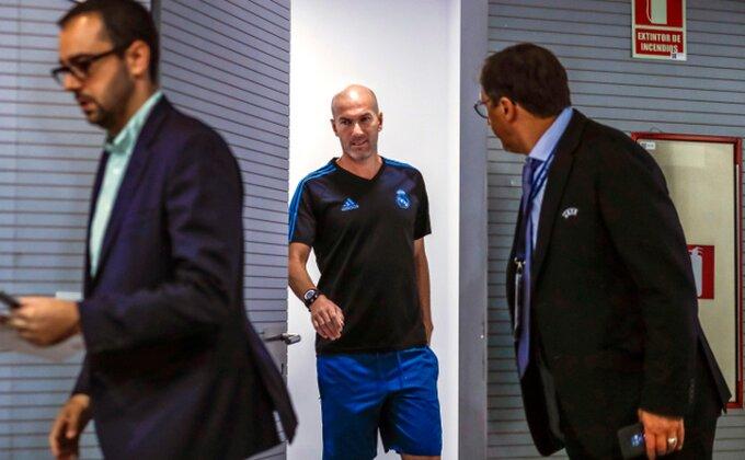 Zidan dao odobrenje, Perez će dovesti evropskog prvaka!