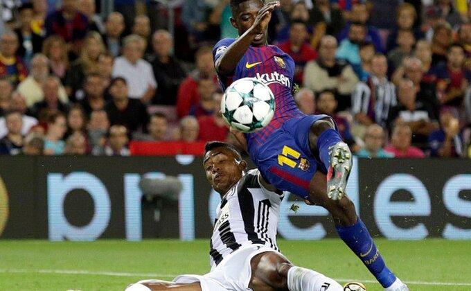 Dembele se povredio i spasio Barseloni 10 miliona evra!
