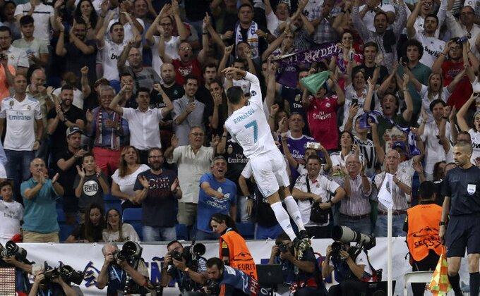 Ronaldo još jednom ispisao istoriju Lige Šampiona!