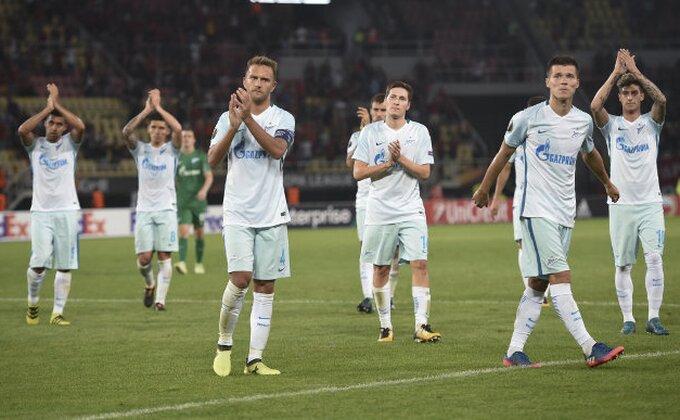 Zenit sve dalje od titule u Rusiji, vezali treći meč bez golova