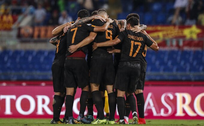 Roma sigurna protiv Verone, sjajni Kolarov
