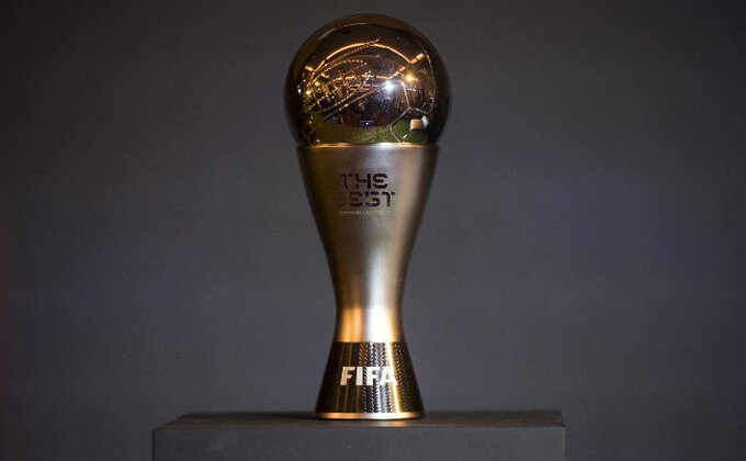 """FIFA """"The Best"""" - Počela dodela nagrada, jedna već završila u Liverpulu!"""
