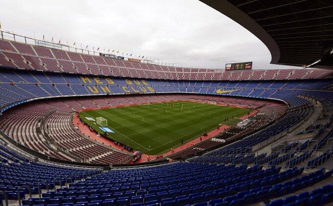 Bio sportski novinar, sada je u Barseloni!