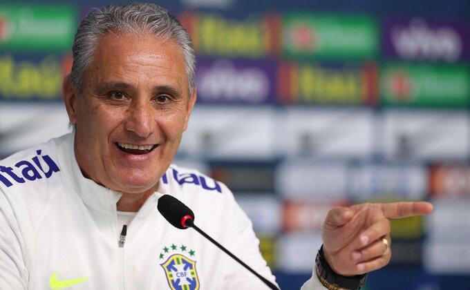 """Tite poslao poruku Argentincima: """"U fudbalu nije sve dozvoljeno"""""""