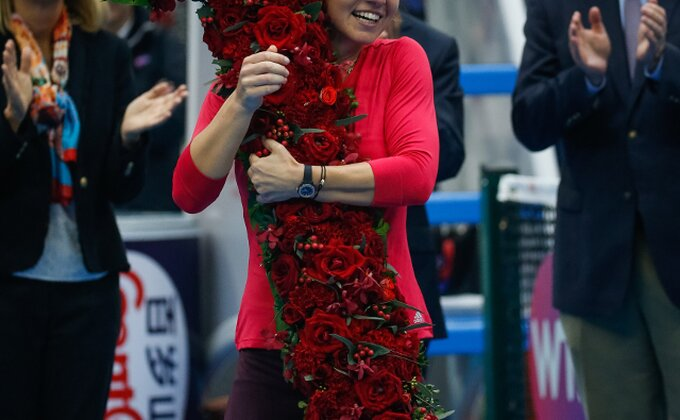 Druga teniserka sveta trenira uz srpski turbo-folk hit!