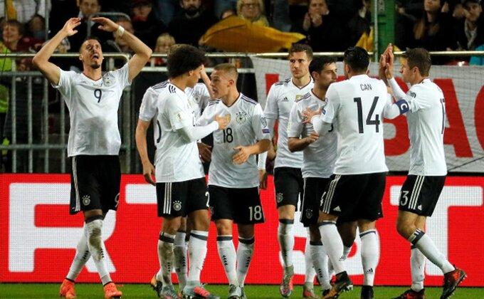 Kakva je to sila - Dominacija Nemaca za 10-0-0!