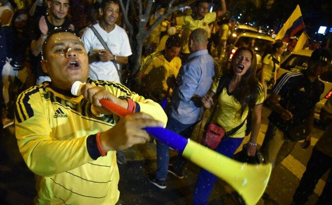 Kolumbijci nasamarili organizatore!