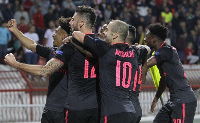Bitno za Zvezdu - U kakvom će sastavu Arsenal na Keln?