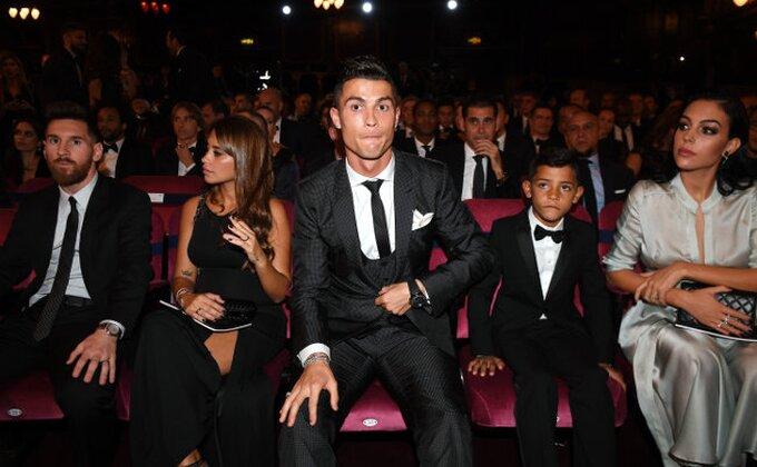 """Ronaldo se hvali naslednikom - """"Krv nije voda"""""""
