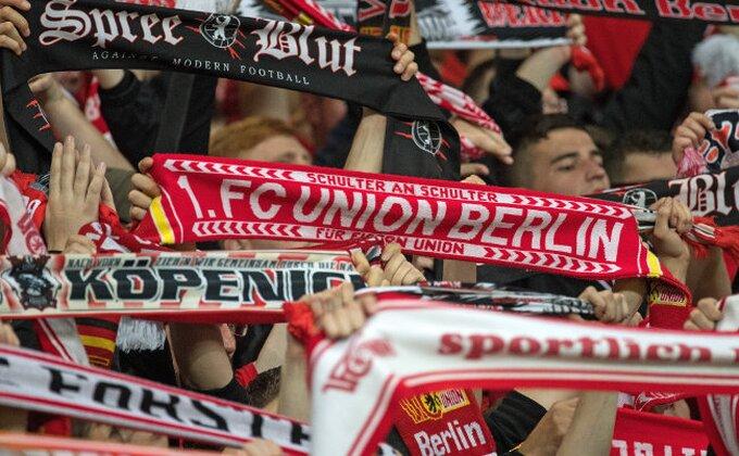 Union Berlin zavodi red, njemu više nema ulaska na stadion