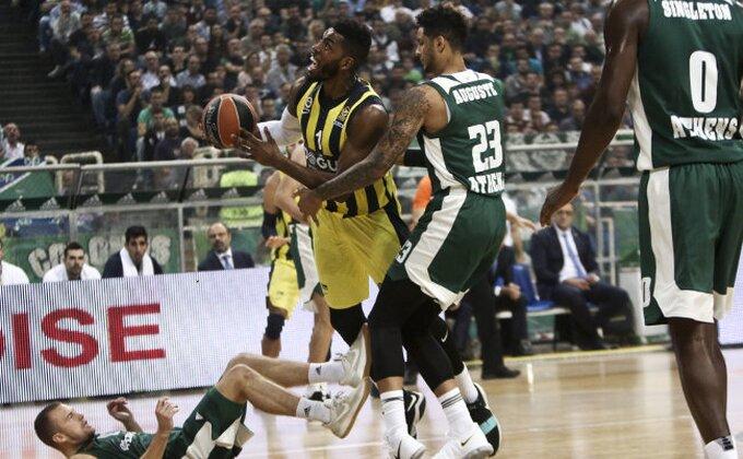"EL - ""Old School"" košarka, šampion Evrope pao u Atini!"