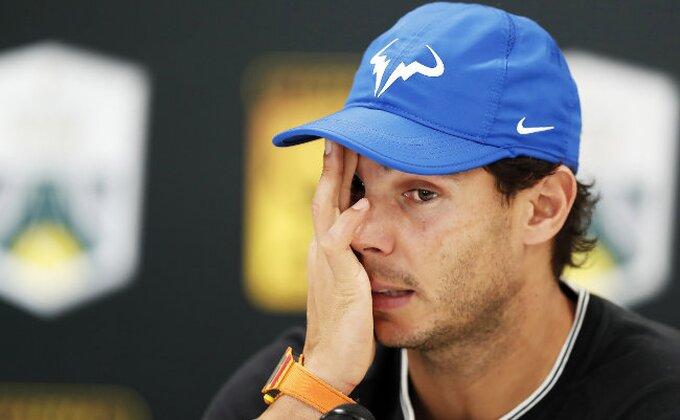 Rafa otkazao treninge, početak sezone pod znakom pitanja?