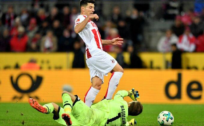 Jojićeva majstorija u izboru za gol meseca u Bundesligi!