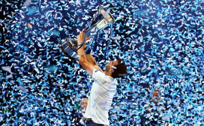 London - Dimitrov osvojio najvredniji trofej u karijeri!