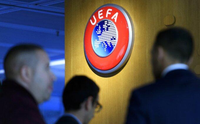 UEFA odlučila, Portugalac deli pravdu Zvezdi i - nije mu prvi put! Sećate li se penala koji je dosudio na ''Marakani''?