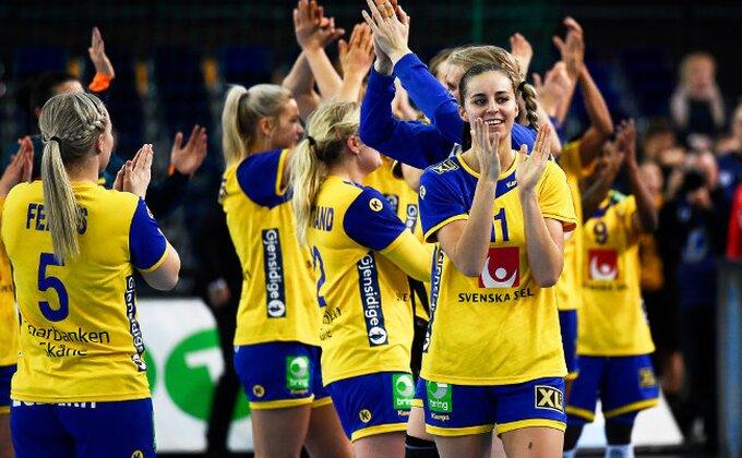 SP - Šveđanke i Francuskinje u polufinalu