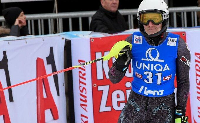 Neveni 26. mesto u slalomu