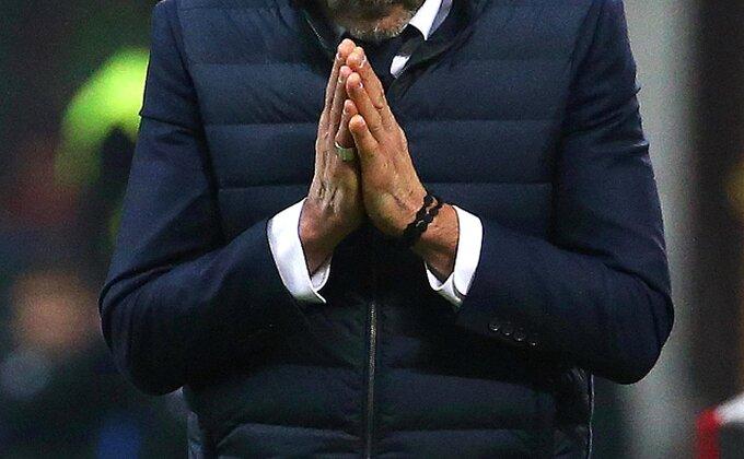 Spaletijeva nervoza, stvari u Interu baš loše!