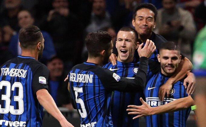 Inter na čelu tabele!