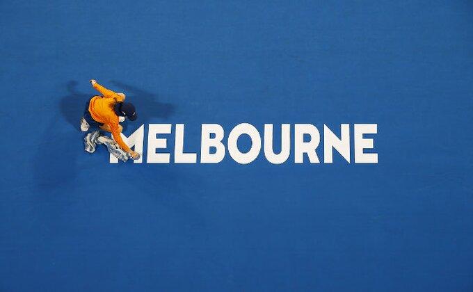 AO - Pobede Dimitrova, Karenja Buste i Suares Navaro, porazi američkih tenisera